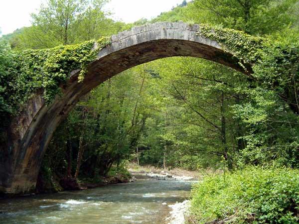 Il ponte sciglianopanoramico for Ponte sopra i disegni del garage